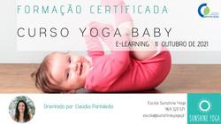 Formação Yoga Baby