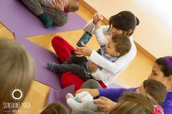 Aula Yoga Baby 2