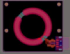 mifare pcb antenna loop