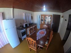 sala jantar cozinha