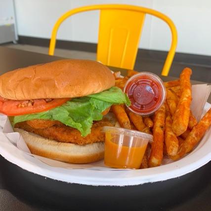Karibu Kuku Sandwich
