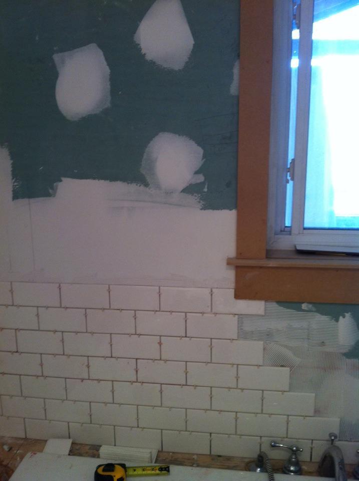 Bathroom Renovation Repair