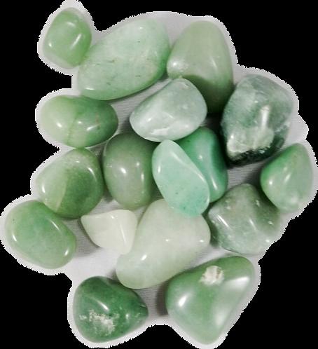 Green Aventurine Tumbled (0.25 lb)