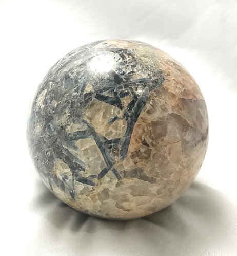 Blue Kyanite Sphere