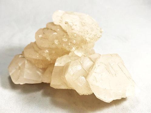 Mangano Calcite Cluster