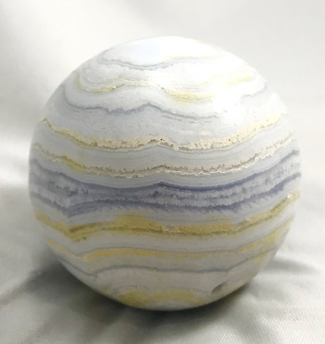 Blue Lace Agate Sphere