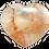 Thumbnail: Hematoid Quartz Heart (Unheated)