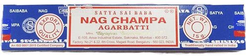 Nag Champa Incense (3 pack)
