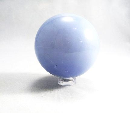 Chalcedony Sphere
