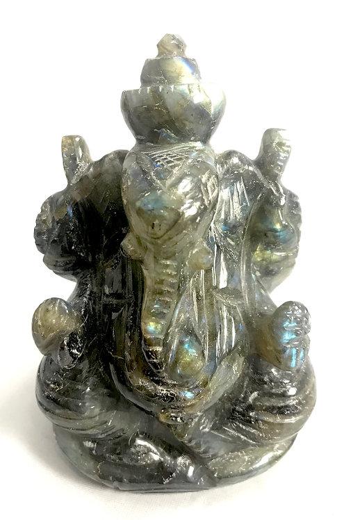 Labradorite Ganesha
