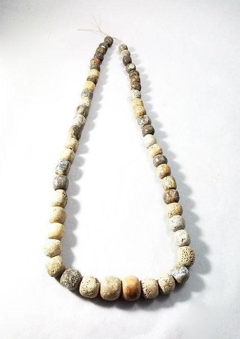 Stagadon Mammoth Bone Necklace
