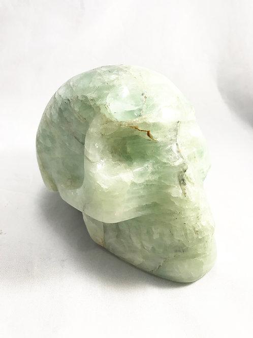 Aquamarine Skull