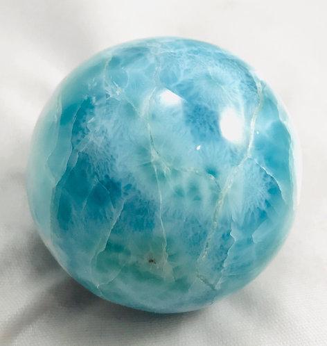 Larimar Sphere