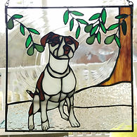 Stained Glass Animals & Pets