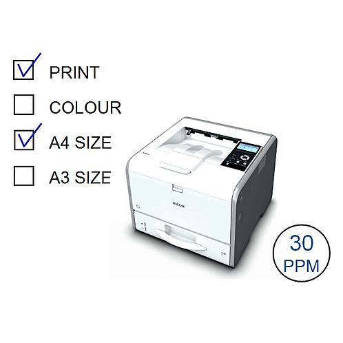 Ricoh SP 3600DN B&W Laser Printer