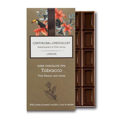 CHOCOLAT NOIR AU TABAC
