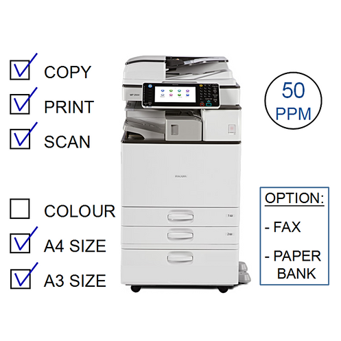 RICOH MP 5054 PRINTER NETWORK TWAIN SCANNER DRIVER FOR WINDOWS DOWNLOAD
