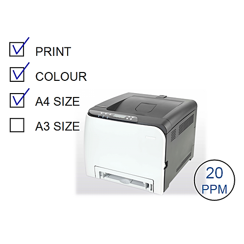 Ricoh SP C250DN Colour Laser Printer