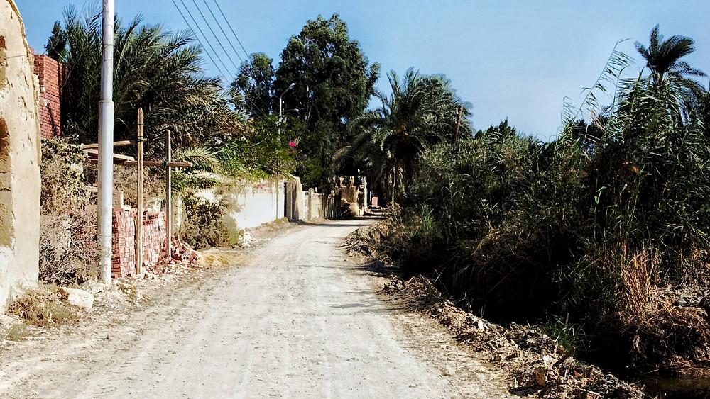 Tunis Village, Fayoum
