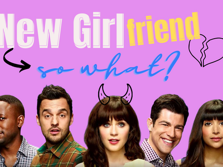 Your ex has a new girlfriend… so what?