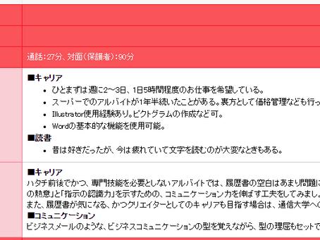 事例紹介:基本コース(Mさん)