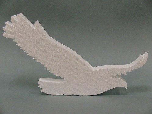 Flying Eagle Foam Cutout