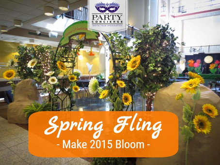 Spring Fling Ideas!