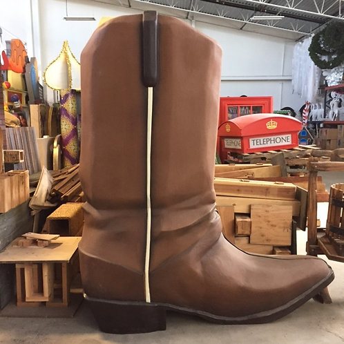 Cowboy Boot Prop Rental