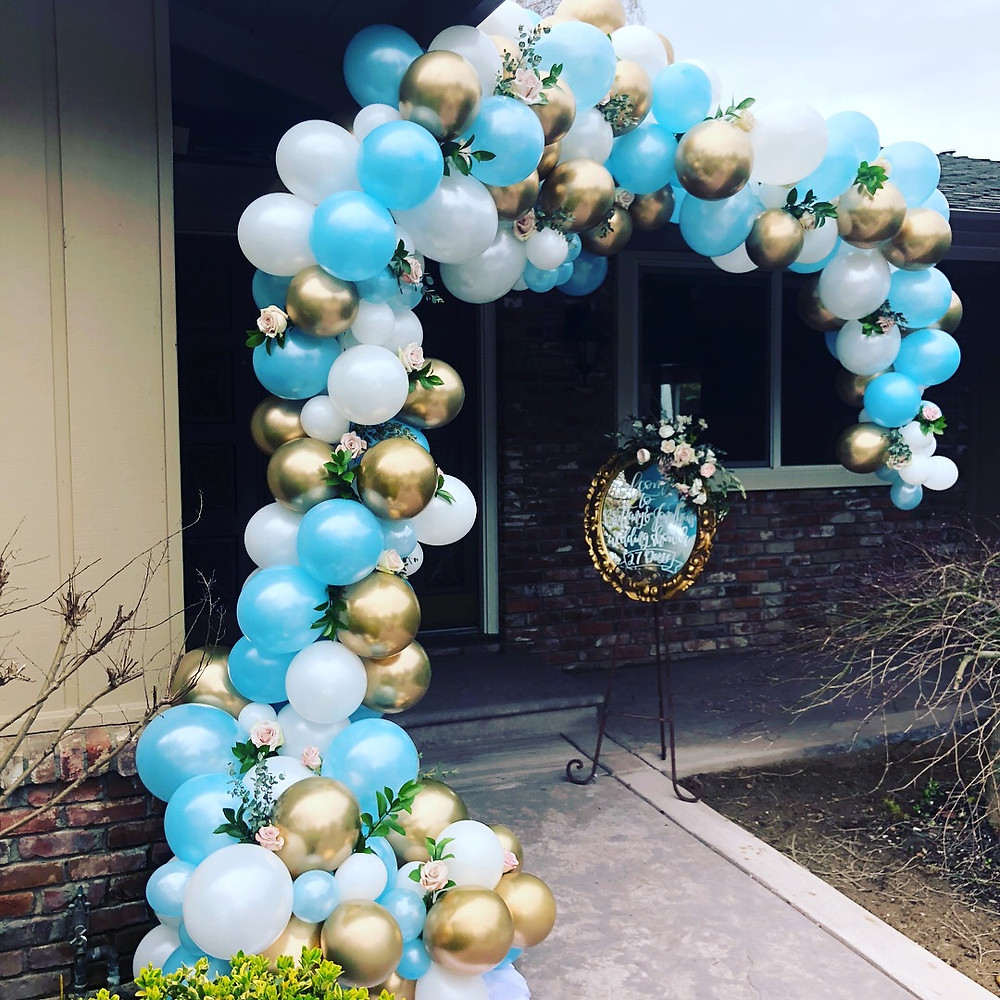 balloon garland event trends