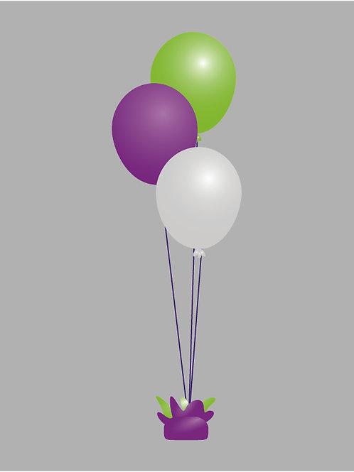 "Mini 16"" Balloon Bouquet"