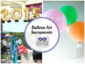 Spread the Joy: Balloon Art in Sacramento