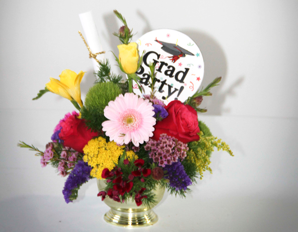 Grad Party Flowers