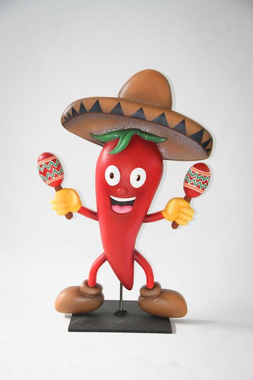 Chili Pepper- Red