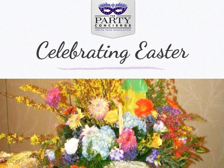 Hosting A Charming Easter Celebration: Let Your Decor do the Talking