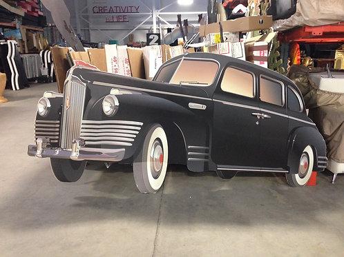 Vintage Rental Car Stand-Up Rental Prop