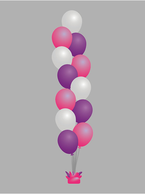 "Extra Large 11"" Balloon Bouquet"