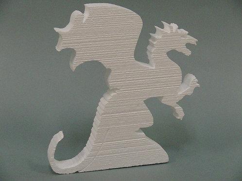 Dragon Foam Cutout
