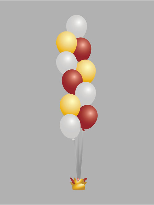 "Large 11"" Balloon Bouquet"