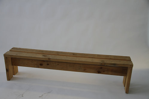 Wooden Bench-6ft