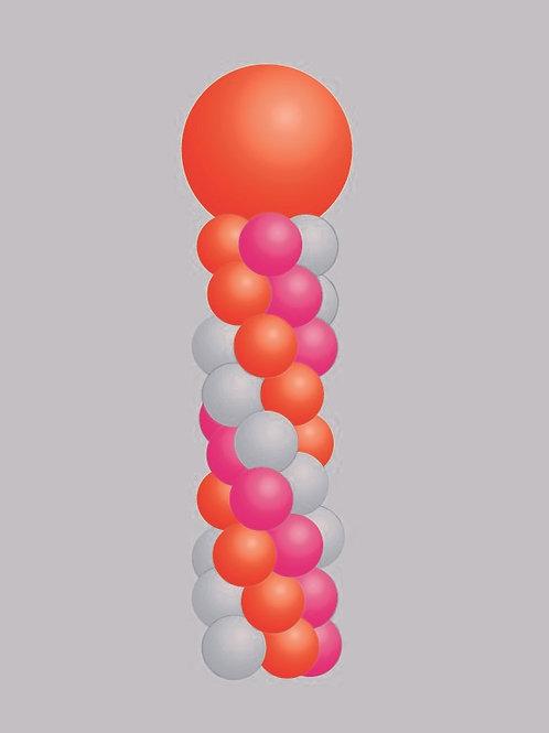 Upgraded Balloon Column