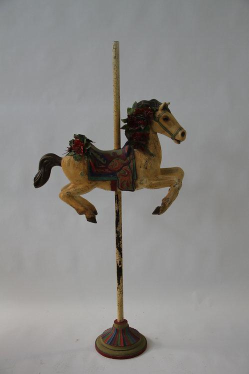 Carousel Horse Rental Prop