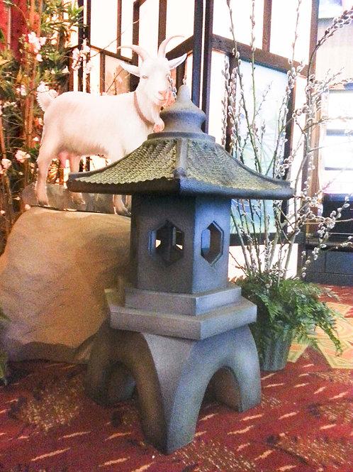 Pagoda Garden Statue Rental Prop