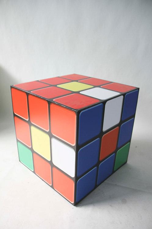 Rubix Cube Rental Prop
