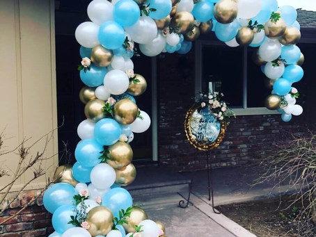 Spring 2018! Celebrating new event trends with The Party Concierge