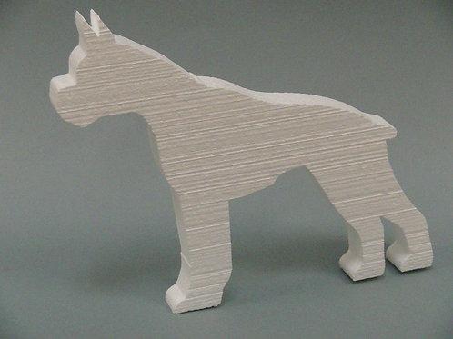 Dog Foam Cutout