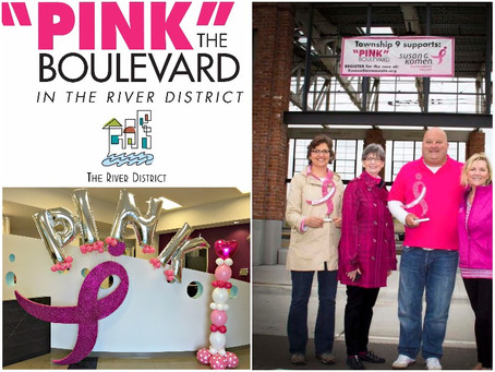 Pink The Boulevard 2015