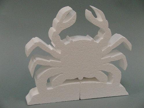Crab Foam Cutout