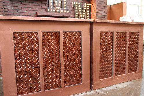 Copper Bar Rental