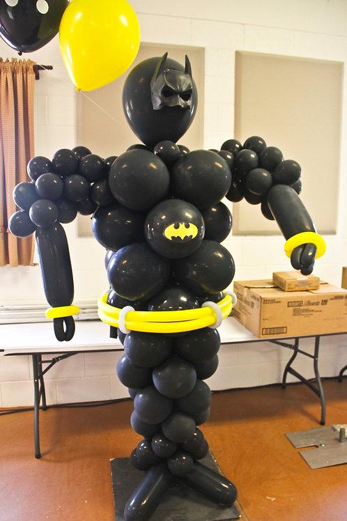 Batman Balloon Sculpture