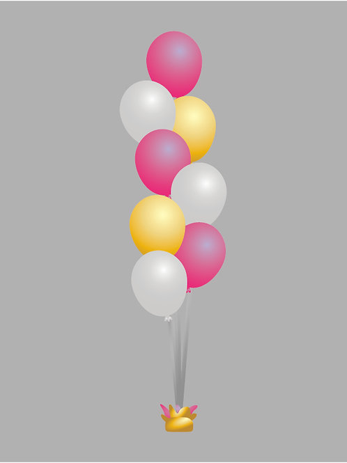 "Medium 16"" Balloon Bouquet"